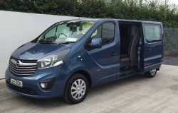 Fourgons Compact Double Cabine Vivaro Double Cabine
